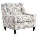 Fusion Furniture Marin Accent Chair - Item Number: 552-CROWLEY