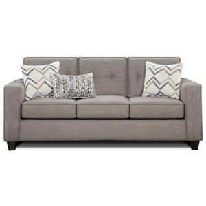 Fusion Furniture 3570B Sleeper Sofa