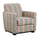 Fusion Furniture 402 Chair - Item Number: 402Durban Kaleidoscope