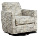 Fusion Furniture 402-G Swivel Glider - Item Number: 402-GEmelita Spray