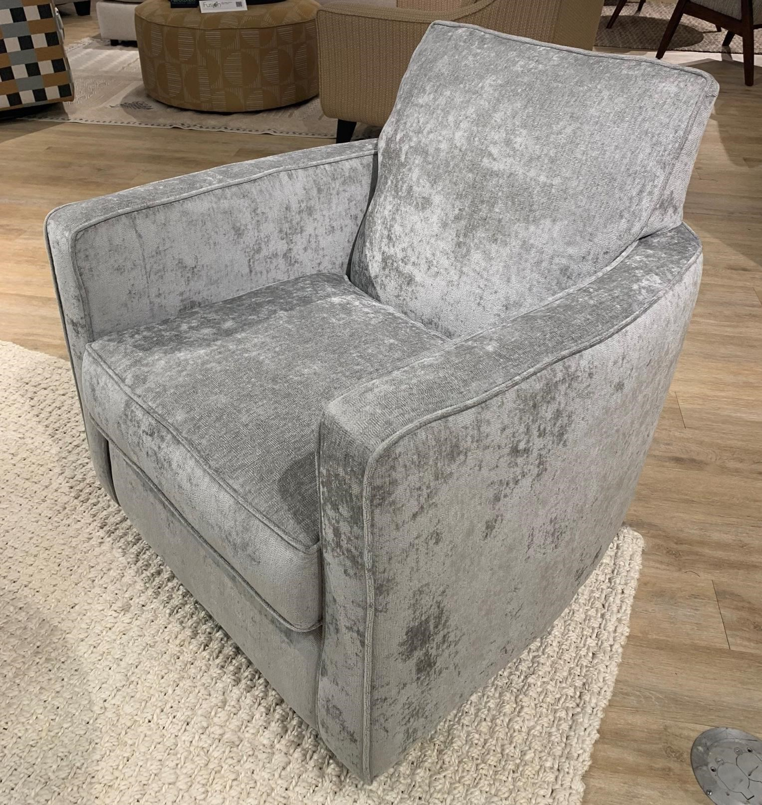 402-G Swivel Glider by Fusion Furniture at Hudson's Furniture