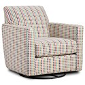 Fusion Furniture 402-G Swivel Glider - Item Number: 402-GNitty Gritty Mint