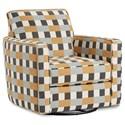 Fusion Furniture 402-G Swivel Glider - Item Number: 402-GTattletale Seaglass