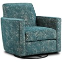 Fusion Furniture 402-G Swivel Glider - Item Number: 402-GValera Luxe Jade