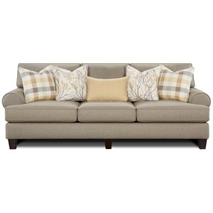 Fusion Furniture 4200 Sofa