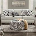 FN 4200 Sofa - Item Number: 4200-KPShadowfax Dove