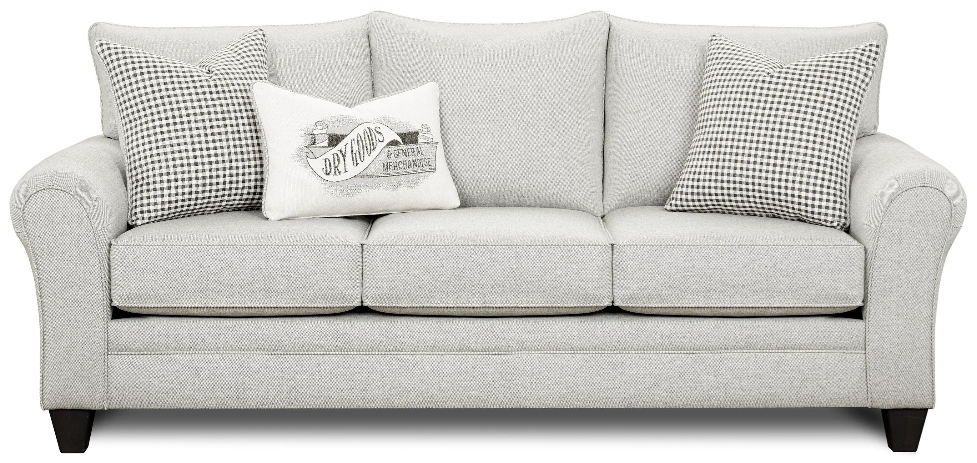 44-00 Sleeper Sofa by Fusion Furniture at Furniture Superstore - Rochester, MN