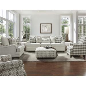 Fusion Furniture 4480 4480 Group shot