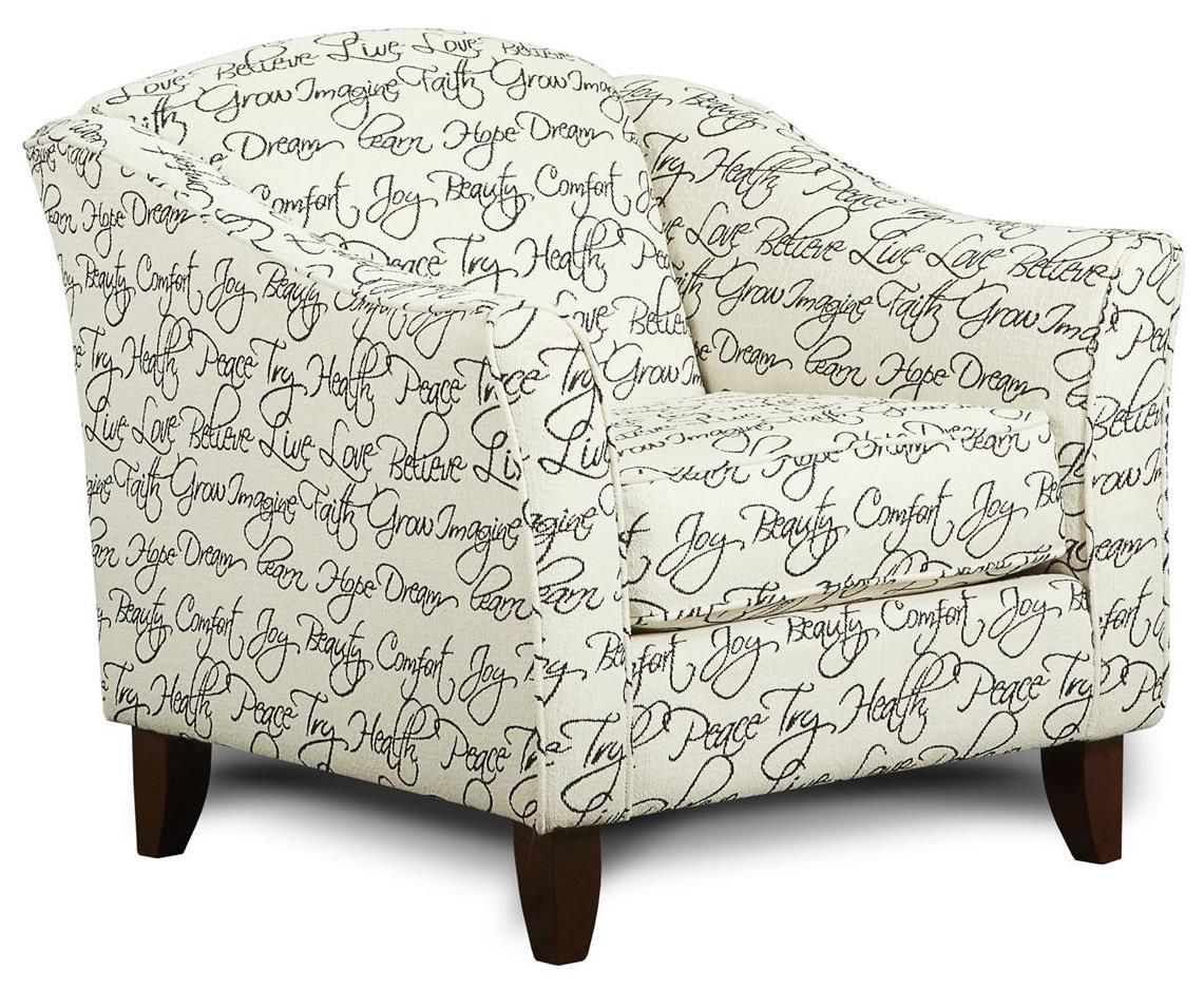 Fusion Furniture 452 Chair - Item Number: 452 TI