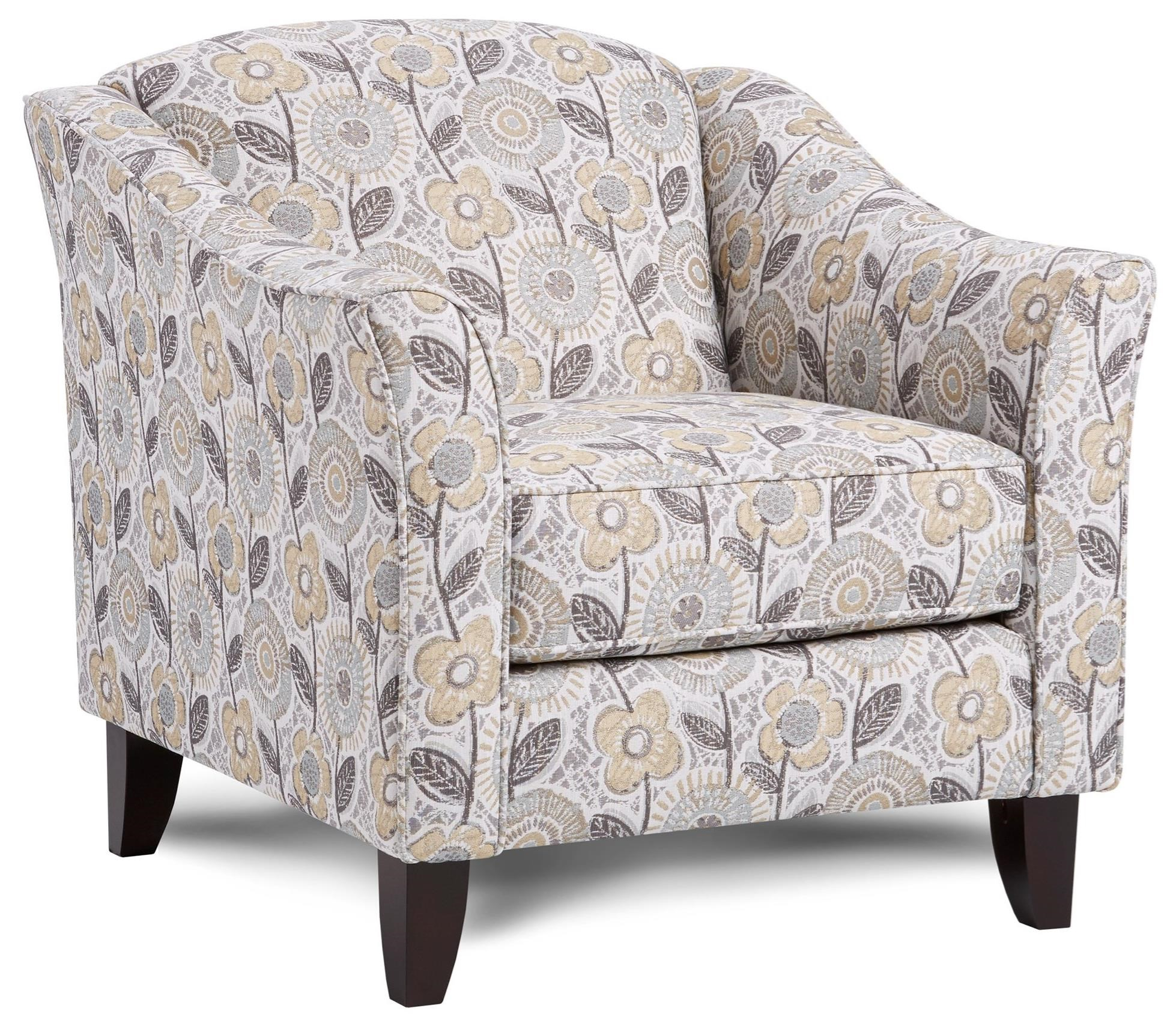 452 Chair by Fusion Furniture at Miller Waldrop Furniture and Decor