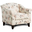 Fusion Furniture 452 Chair - Item Number: 452Socorro Blush