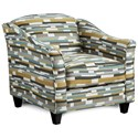 Fusion Furniture 452 Chair - Item Number: 452Stacked Prairie