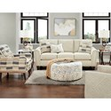 Fusion Furniture 49-00 Living Room Group - Item Number: 49-00 ML Living Room Group 1