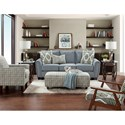 Fusion Furniture 49-00 Living Room Group - Item Number: 49-00 MM Living Room Group 2