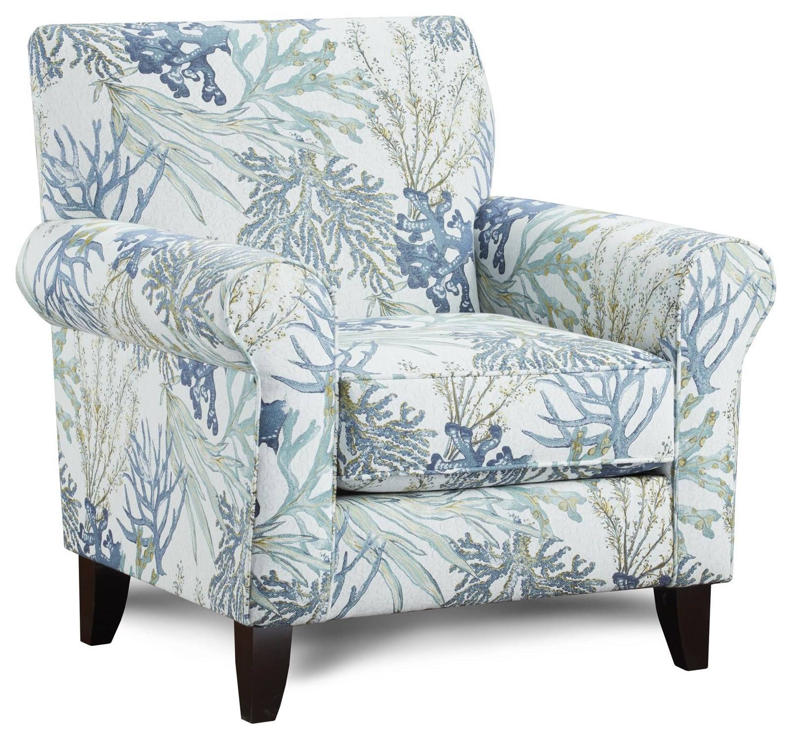 502 Accent Chair by Kent Home Furnishings at Johnny Janosik