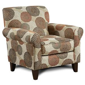 Haley Jordan 502 Accent Chair