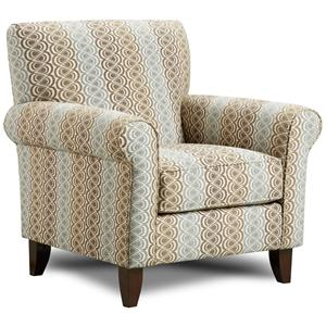Fusion Furniture 502 - Loophole Breeze Accent Chair