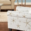 Fusion Furniture 502 Accent Chair - Item Number: 502Sea Star Sand