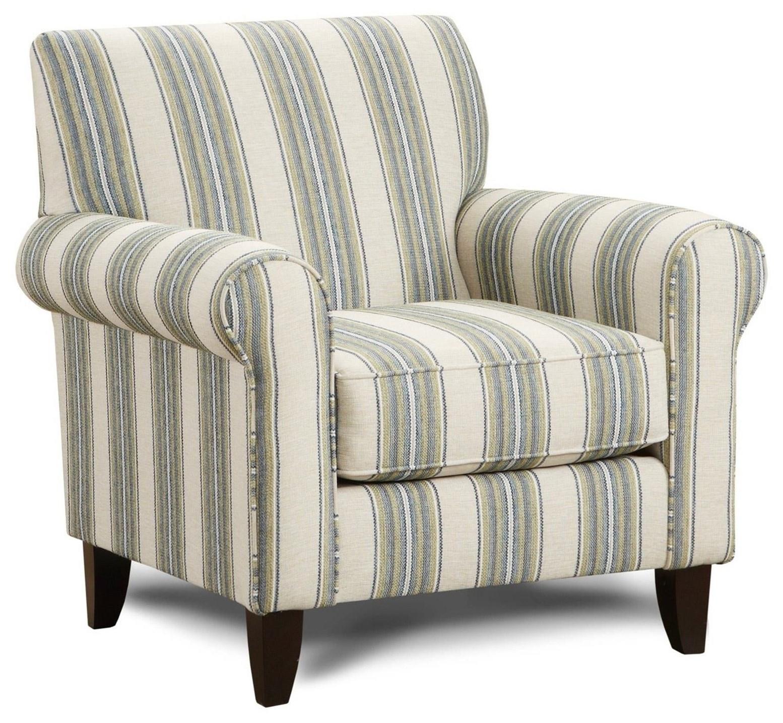 Sharpei Lagoon Accent Chair