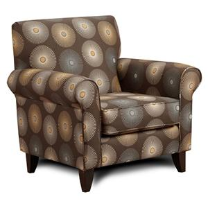Fusion Furniture 502 - Sun Spirit Seal Accent Chair