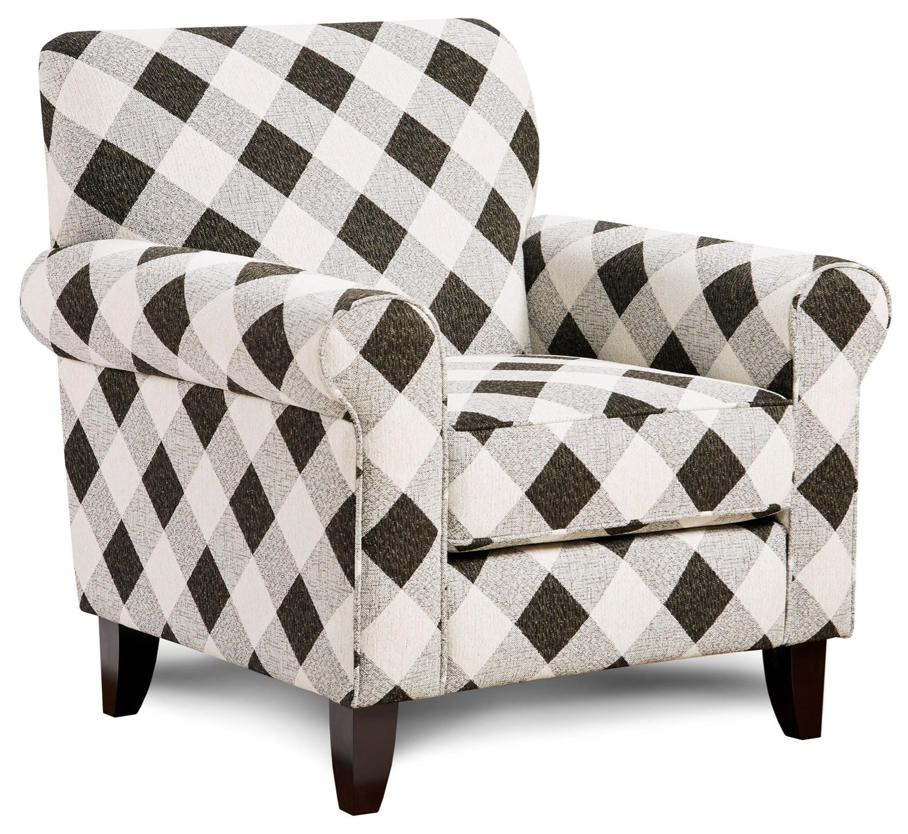512 Accent Chair by FN at Lindy's Furniture Company