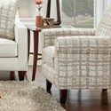 Fusion Furniture 512 Accent Chair - Item Number: 512Greenwich Pastel