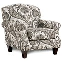 Fusion Furniture 532 Accent Chair - Item Number: 532Abby Road