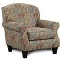 Fusion Furniture 532 Accent Chair - Item Number: 532BH