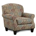 Fusion Furniture 532 Accent Chair - Item Number: 532BILTMORE HEATHER
