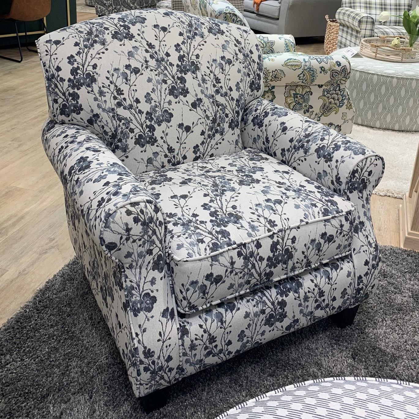 532 Accent Chair by VFM Signature at Virginia Furniture Market