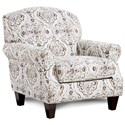 Fusion Furniture 532 Accent Chair - Item Number: 532Glenville Cascade