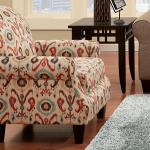 Fusion Furniture 532 Accent Chair