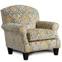 Fusion Furniture 532 Accent Chair - Item Number: 532Lanai Maize