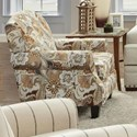 Fusion Furniture 532 Accent Chair - Item Number: 532Princeton Earth