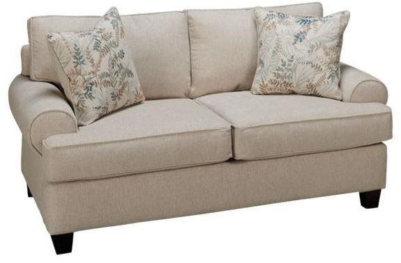 54-00 Loveseat by Kent Home Furnishings at Johnny Janosik