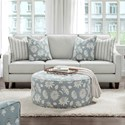 Fusion Furniture 59-00 Sofa - Item Number: 59-00Invitation Mist