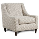 Fusion Furniture 592 Accent Chair - Item Number: 592Macedonia Berber