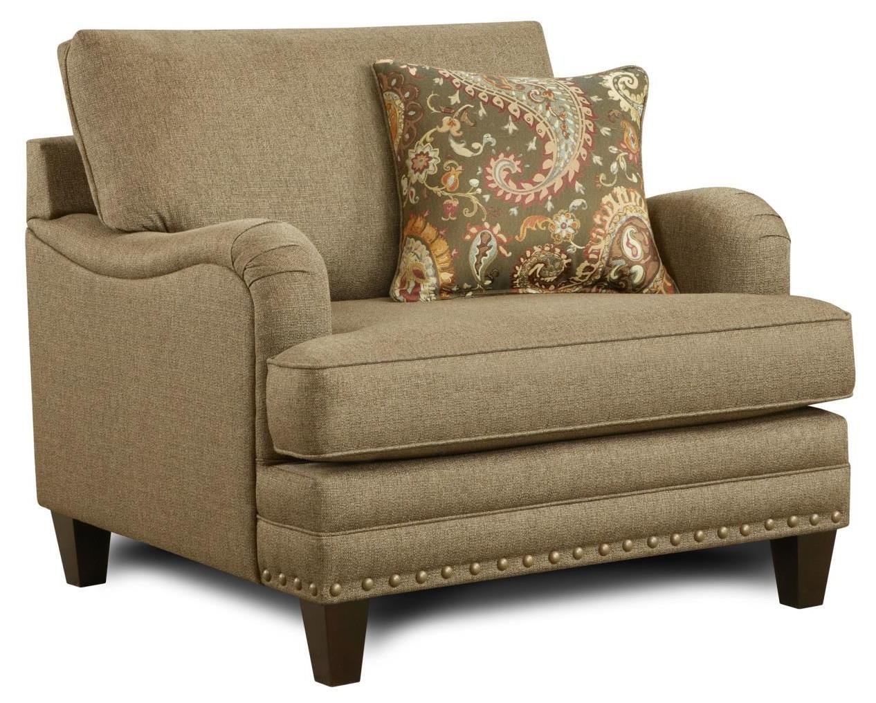 Fusion Furniture 5960 Chair - Item Number: 5962Hanson Cypress