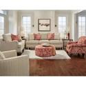 VFM Signature 5970 Stationary Living Room Group - Item Number: 5970 Living Room Group 1