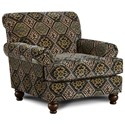 Fusion Furniture 622 Chair - Item Number: 622Cartouce Stone