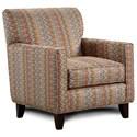 Fusion Furniture 702 Accent Chair - Item Number: 702Perplex Ceramic