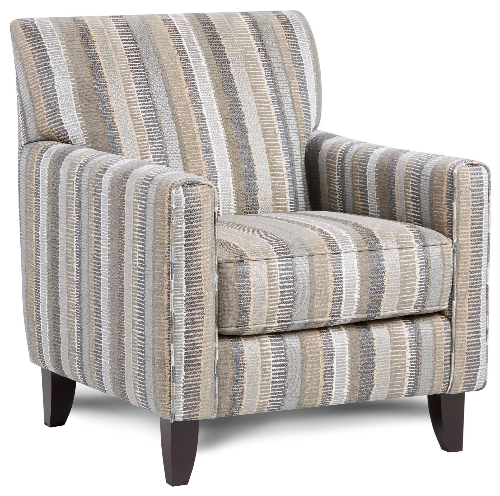 702 Accent Chair by FN at Lindy's Furniture Company