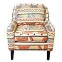 Fusion Furniture Ayslee Asylee Accent Chair - Item Number: 205656382
