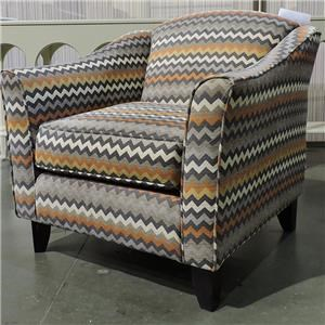 Fusion Furniture Clearance Accent Chair