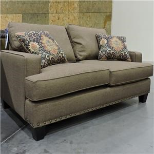 Fusion Furniture Clearance Loveseat