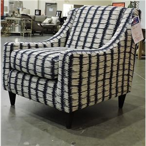 Fusion Furniture Clearance Upholstered Accent Chair