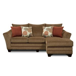 Haley Jordan 9700 Sofa Chaise