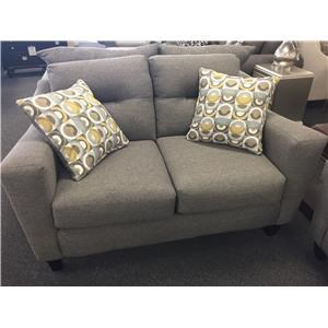Fusion Furniture 8210 Upholstered Loveseat