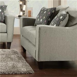 Powell's V.I.P. 8210 Loveseat
