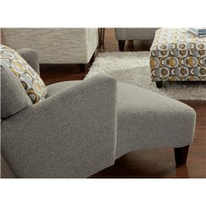 Upholstered Chaise